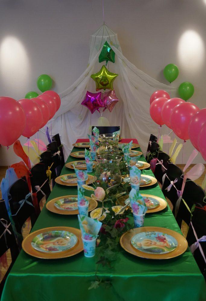 Waldfee Geburtstagsgluck Kindereventagentur
